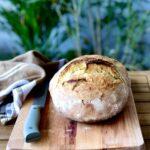 Pane fatto in casa (con la biga)
